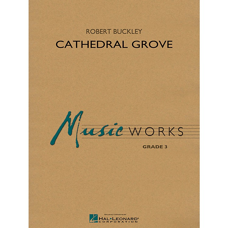 Hal Leonard Cathedral Grove - Music Works Series Grade 3