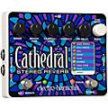 Cathedral Stereo Reverb Guitar Effects Pedal