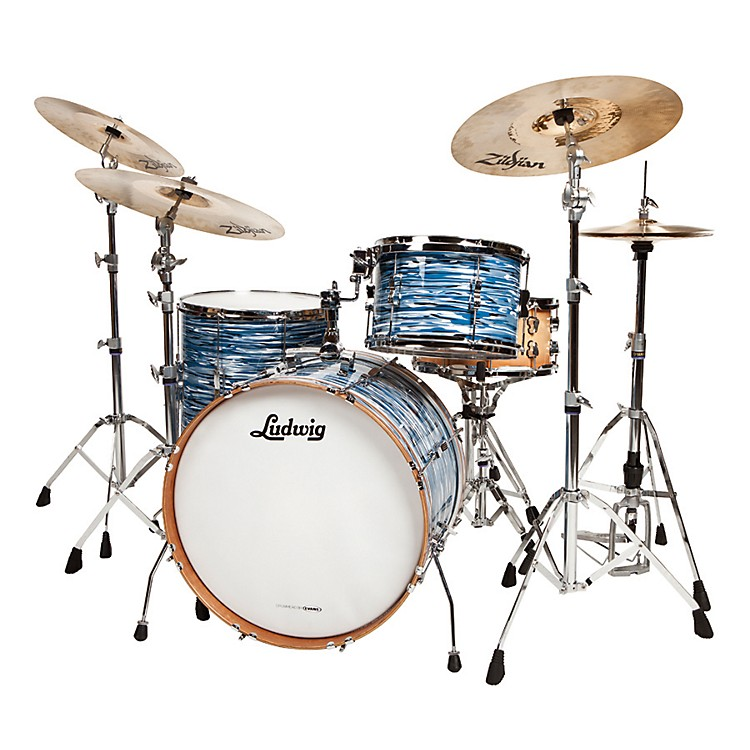 Ludwig Cavern Club Fab 4 3-Piece Shell Pack