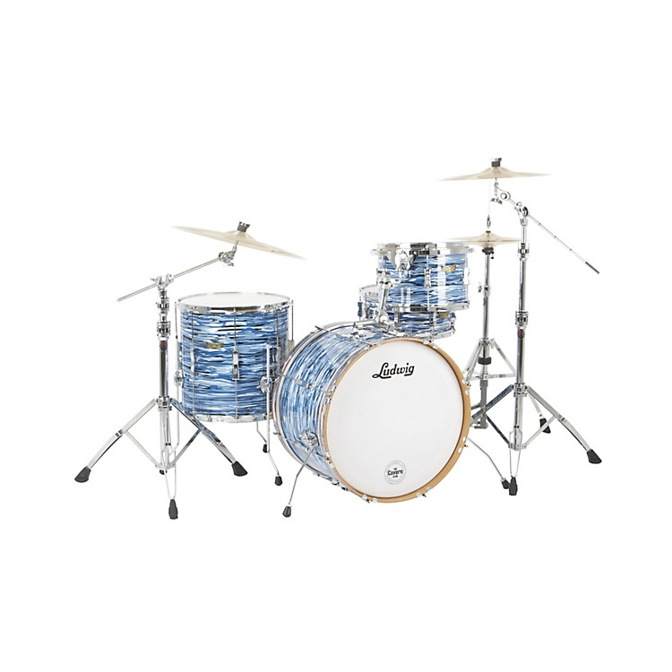 Ludwig Cavern Club Fab 4 4-Piece Shell Pack