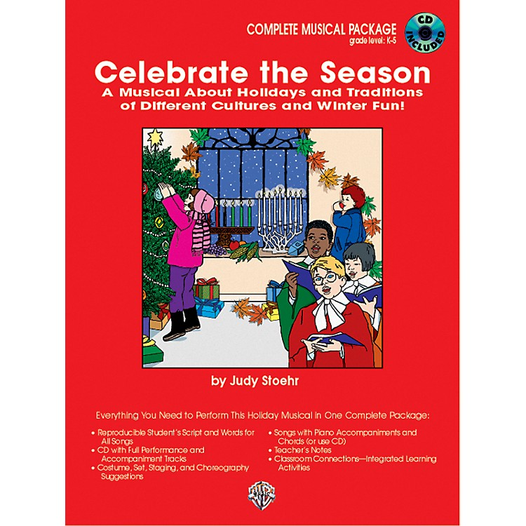 AlfredCelebrate the Season Book/CD