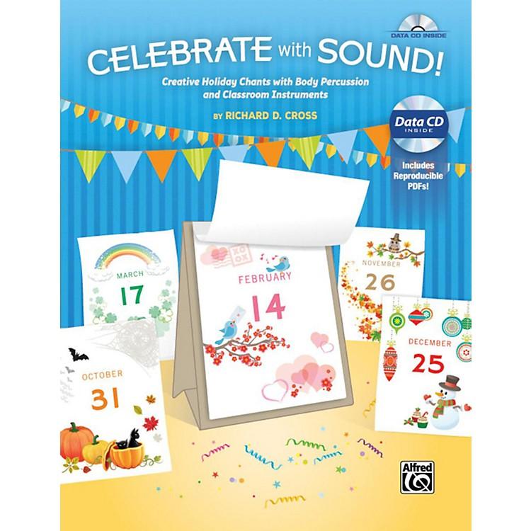 AlfredCelebrate with Sound! Book & Data CD
