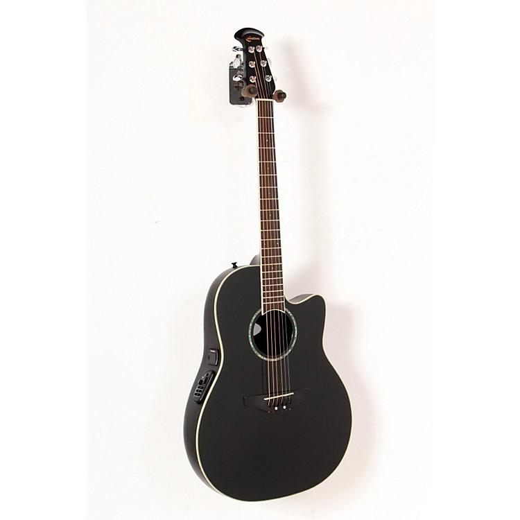 OvationCelebrity CC24 Acoustic-Electric GuitarBlack888365204741