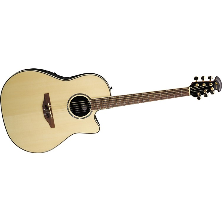 Ovation Celebrity CC24 Acoustic-Electric Guitar Natural