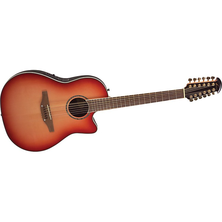 OvationCelebrity CC245 12-String Acoustic-Electric Guitar