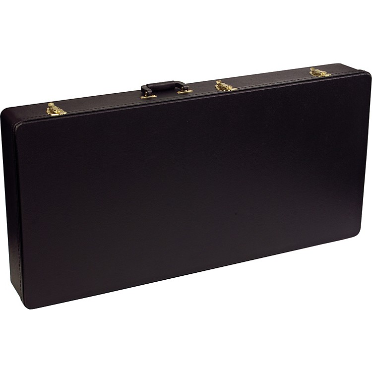 Ovation Celebrity Deluxe Double Neck Case Black