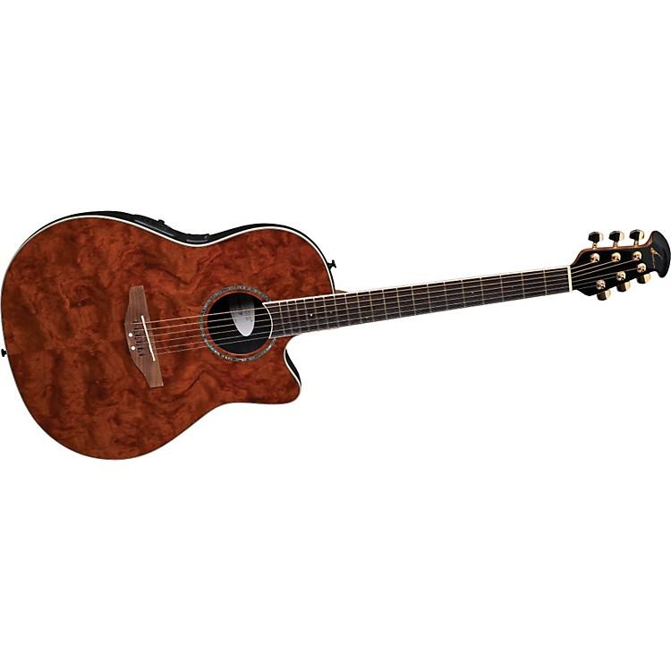 OvationCelebrity SS Super Shallow Contour Acoustic-Electric Guitar