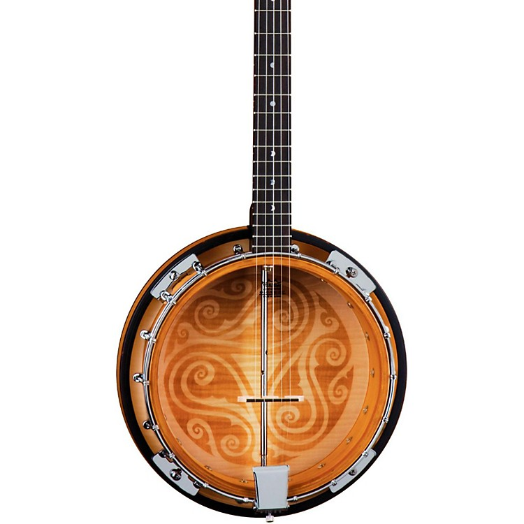 Luna GuitarsCeltic 5-String Banjo