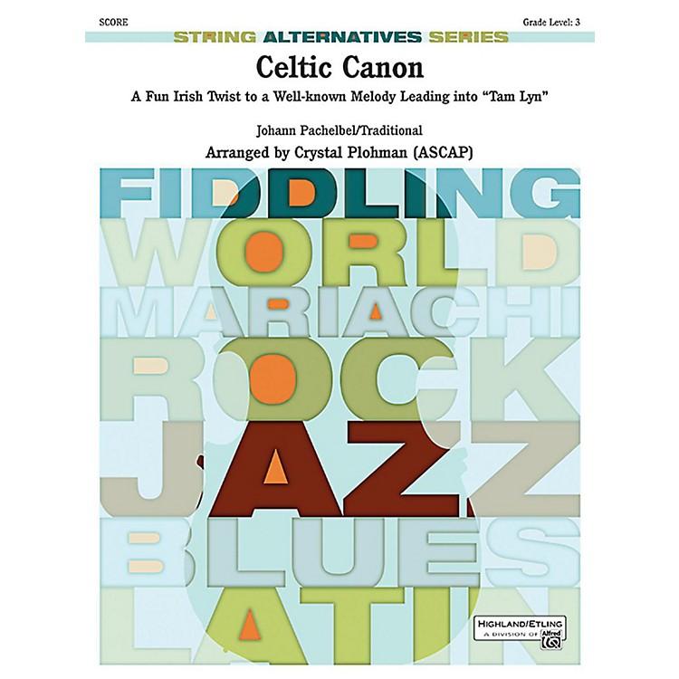 AlfredCeltic Canon String Orchestra Grade 3 Set