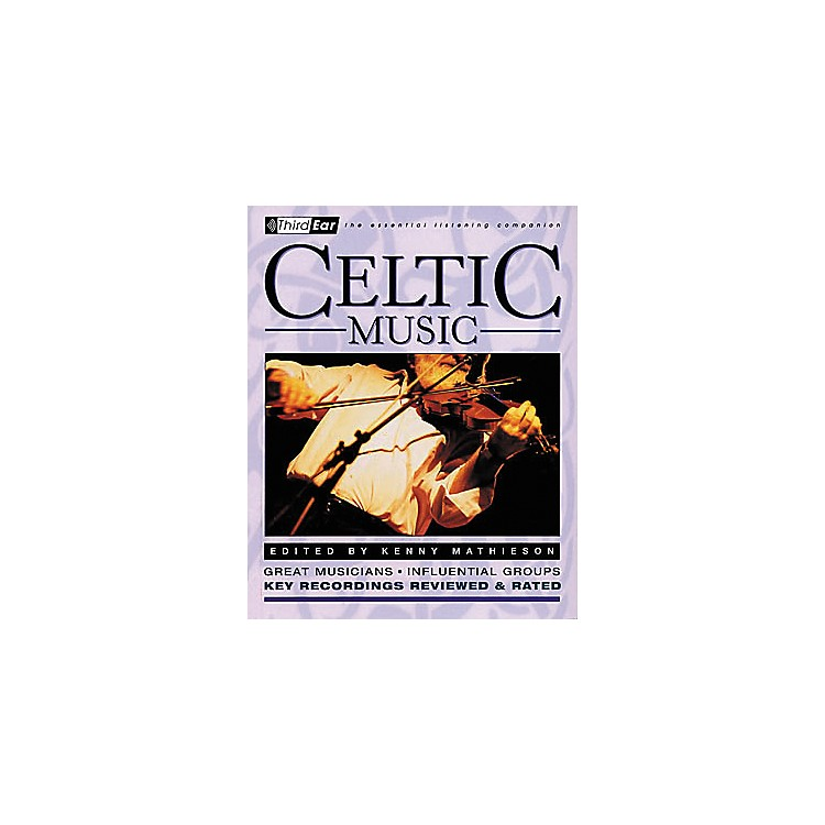 Backbeat Books Celtic Music - Listening Companion Book
