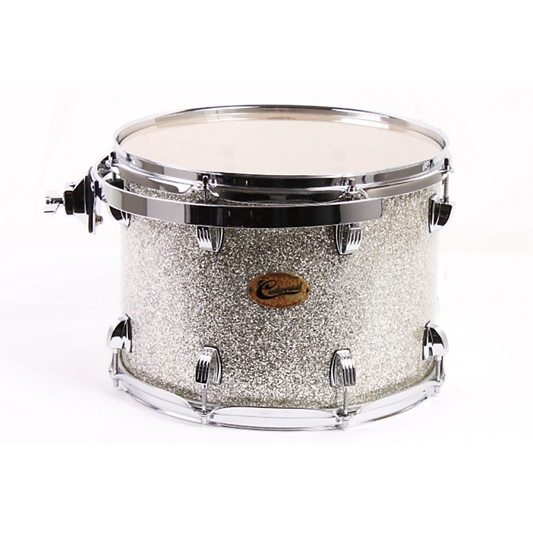 Ludwig Centennial Rack Tom Drum Silver Sparkle 886830373855