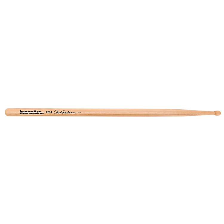 Innovative Percussion Chad Wackerman Signature Heartwood Hickory Drum Sticks