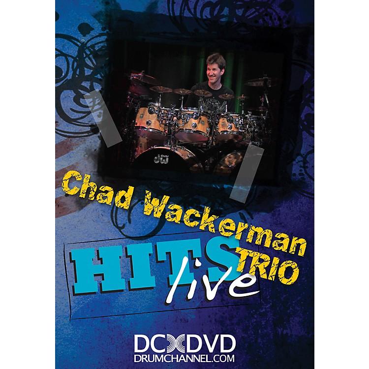 The Drum ChannelChad Wackerman Trio Hits Live DVD