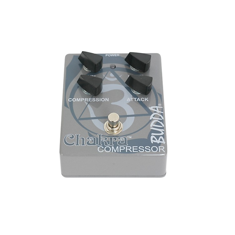 BuddaChakra Compressor Guitar Effects Pedal
