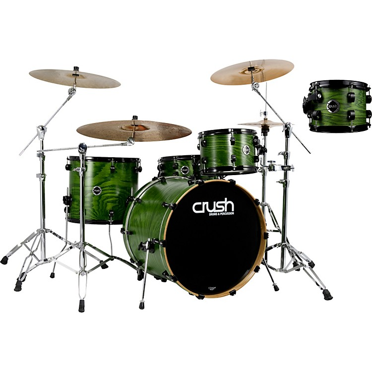 Crush Drums & Percussion Chameleon Ash 4-Piece Shell Pack w/22 x 18