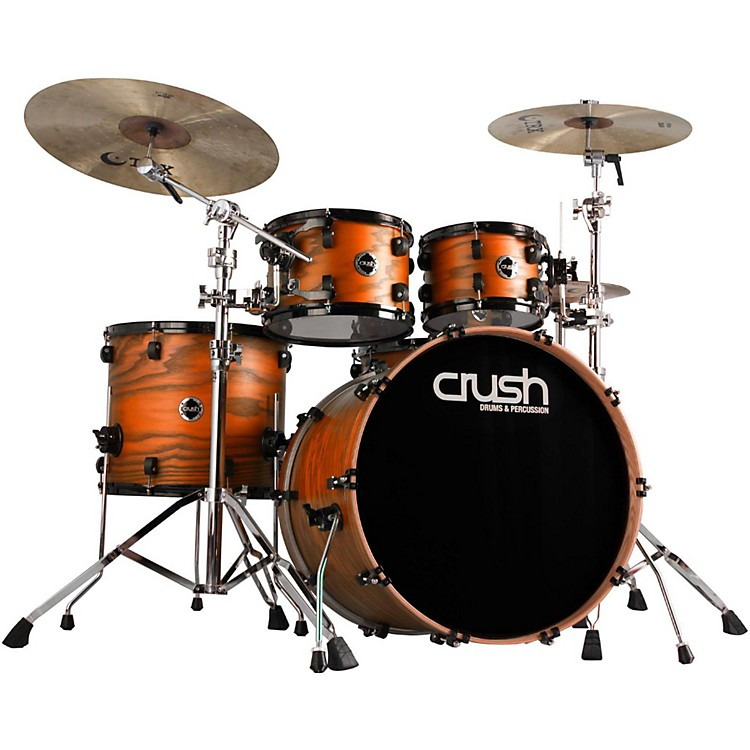 Crush Drums & Percussion Chameleon Ash 5-Piece Shell Pack with 20