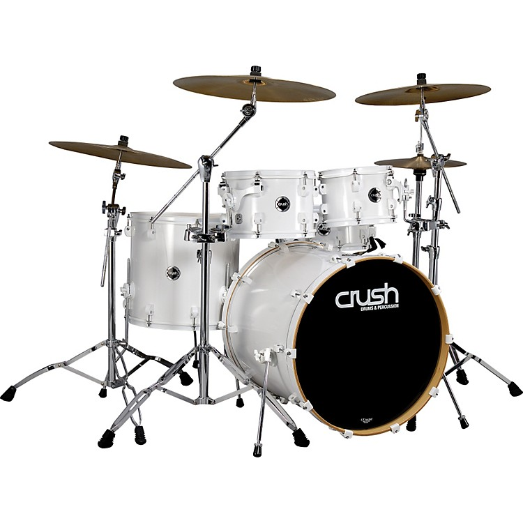 Crush Drums & PercussionChameleon Birch 4-Piece Shell Pack w/ 22