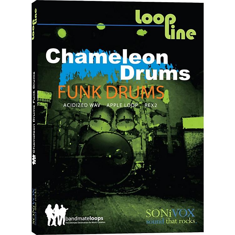 SonivoxChameleon Funk Drums 1 Loop Collection