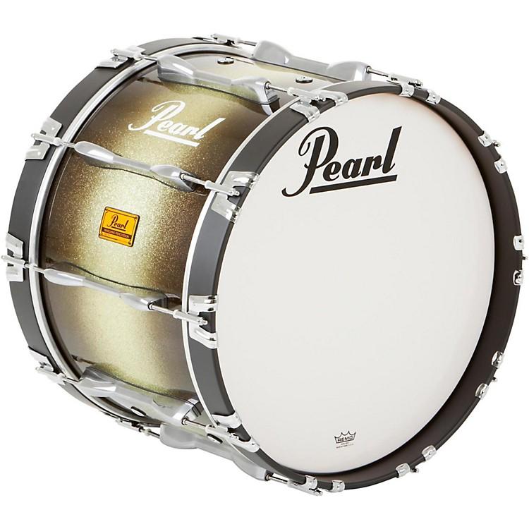 PearlChampionship Bass Drum20 x 14Black Silver Burst