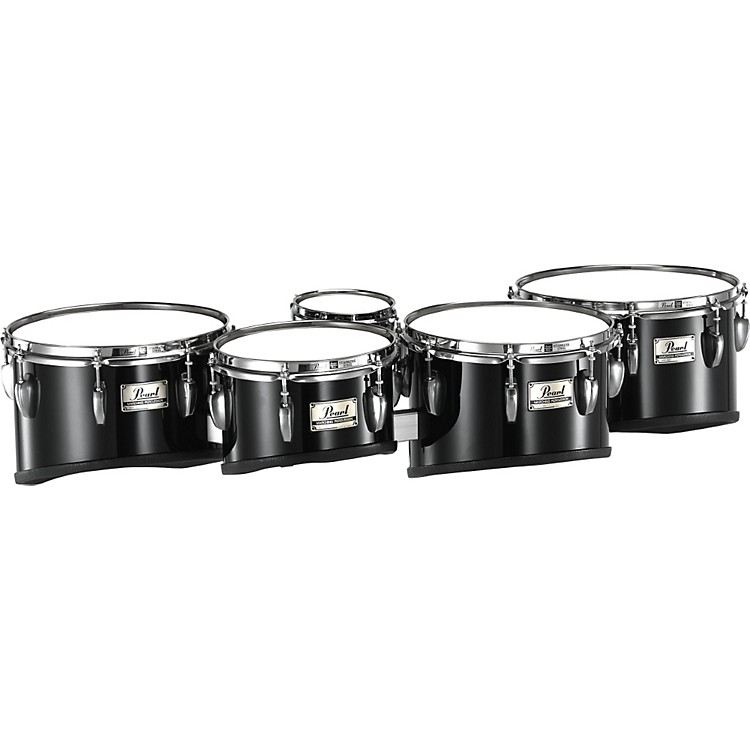 Pearl Championship Shallow Cut Marching Quint Tom Set 6, 10, 12, 13, 14