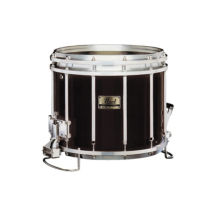 Pearl Championship Snare Drum Brushed Silver 14 x 12 in.
