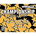 Alfred Championship Sports Pak B-Flat Tenor Saxophone/Baritone T.C.