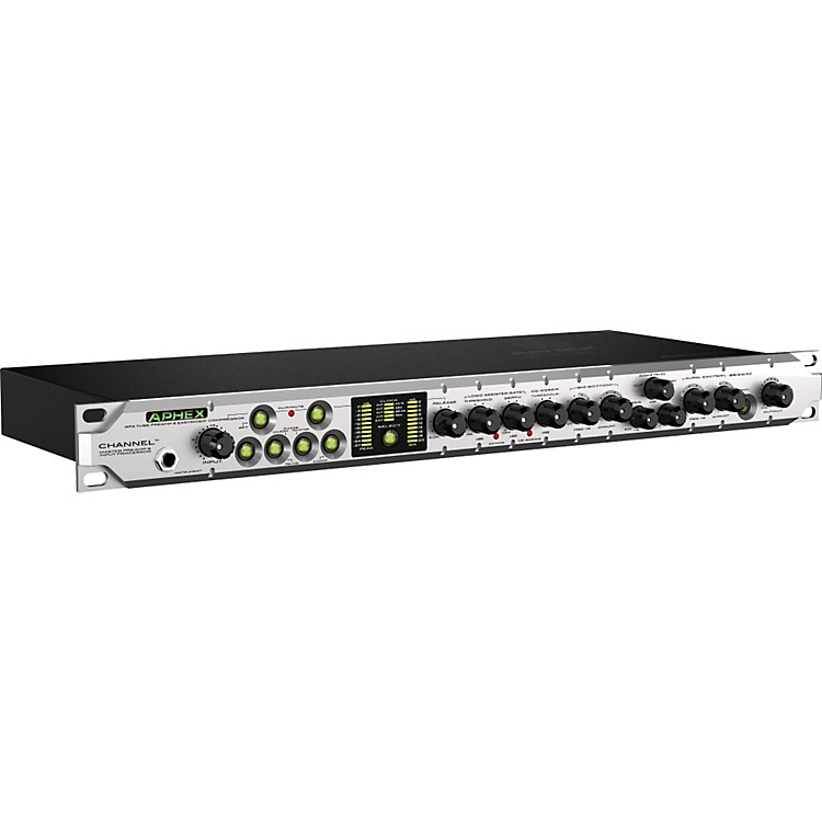 Aphex Channel Master Preamp and Input Processor