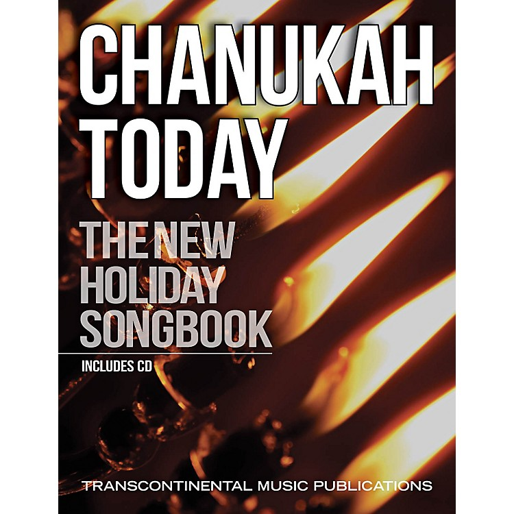 Transcontinental MusicChanukah Today - New Holiday Songbook Book/CD
