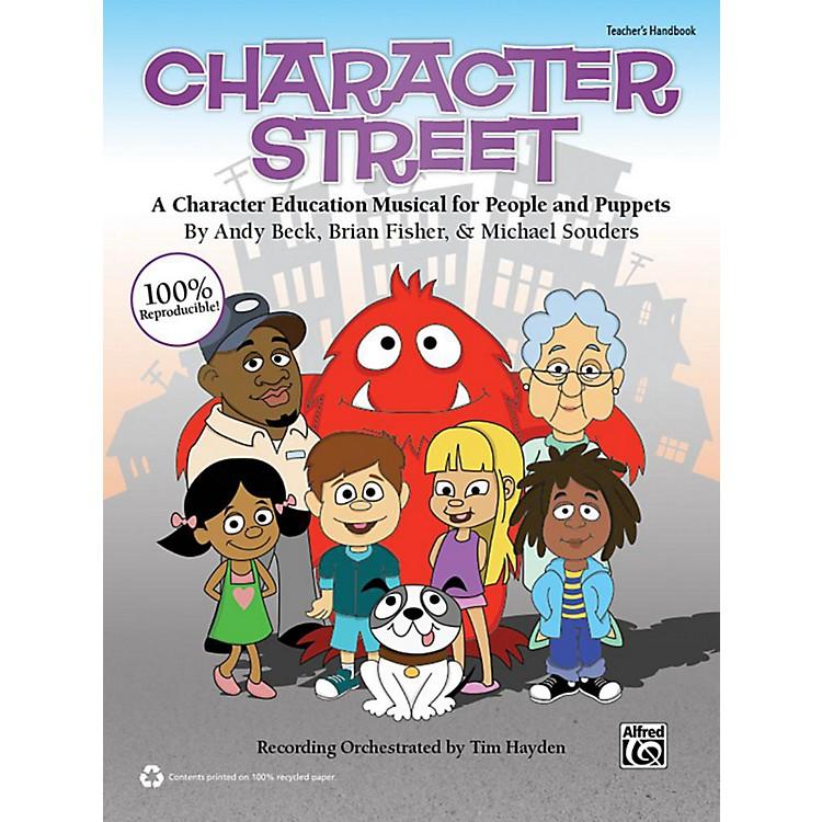 AlfredCharacter Street Book & CD