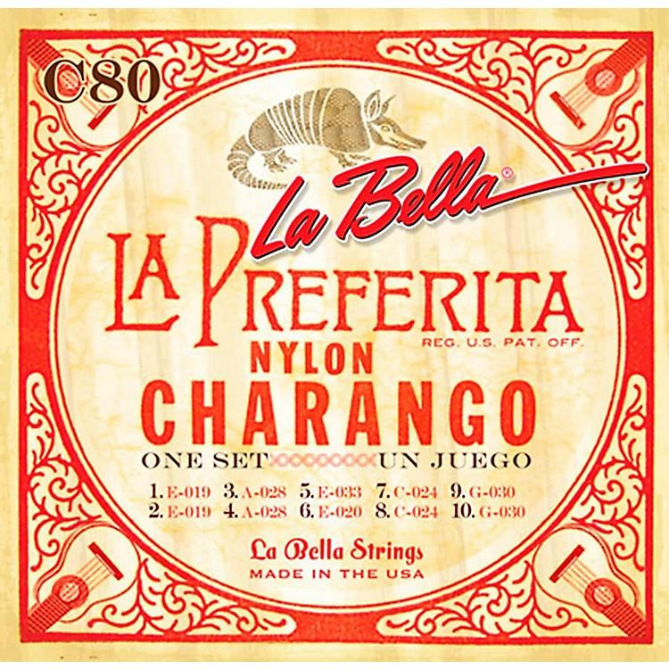 LaBellaCharango Strings