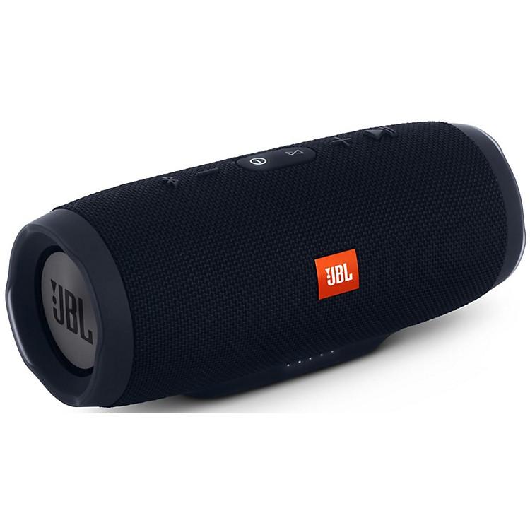 JBLCharge 3 Portable Bluetooth SpeakerBlack