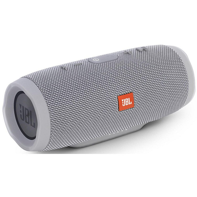 JBLCharge 3 Portable Bluetooth SpeakerGray