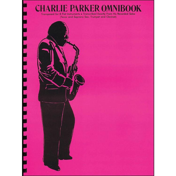 Hal LeonardCharlie Parker Omnibook for B Flat Instruments
