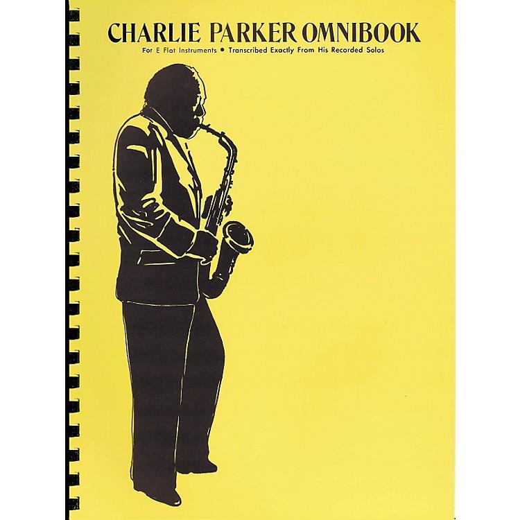 Hal LeonardCharlie Parker Omnibook for E Flat Instruments