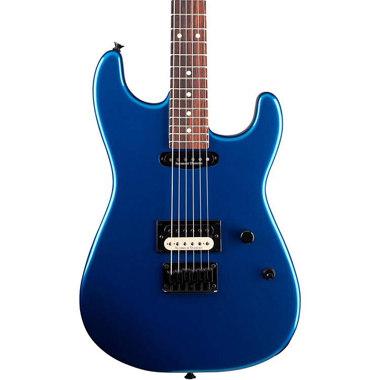 Charvel Charvel San Dimas SD1- HS Electric Guitar Candy Apple Blue Hardtail