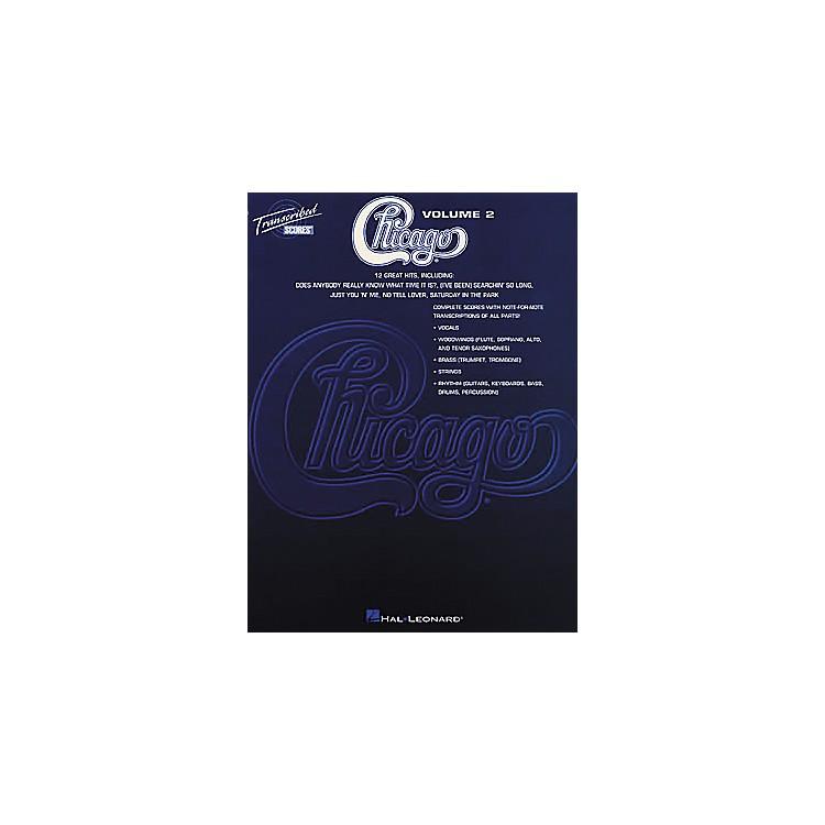 Hal LeonardChicago - Volume 2 Book
