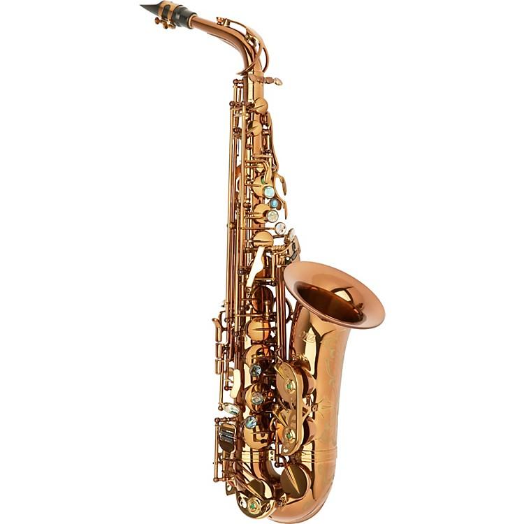 AlloraChicago Jazz Alto SaxophoneAAAS-954 - Dark Gold Lacquer