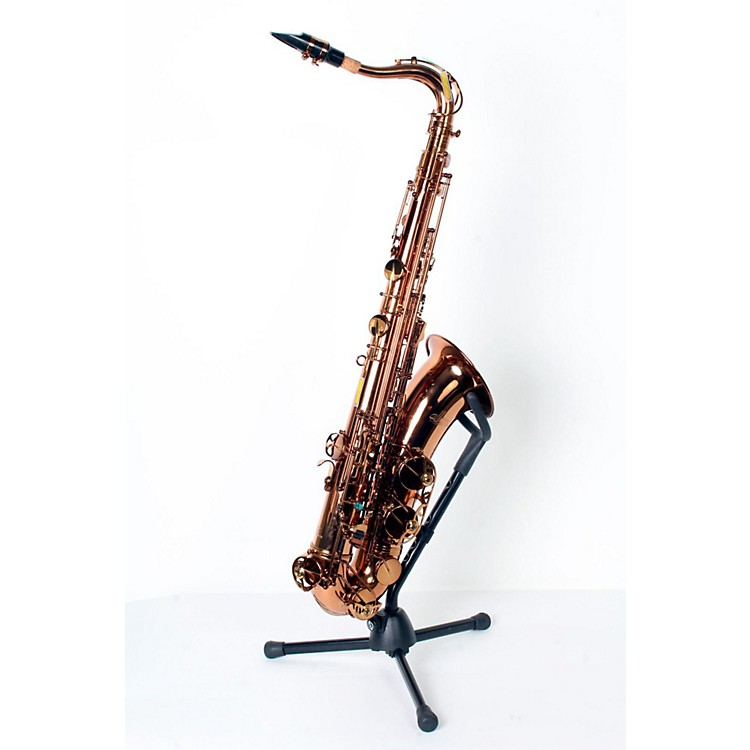 Allora Chicago Jazz Tenor Saxophone AATS-954 - Dark Gold Lacquer 888365821801