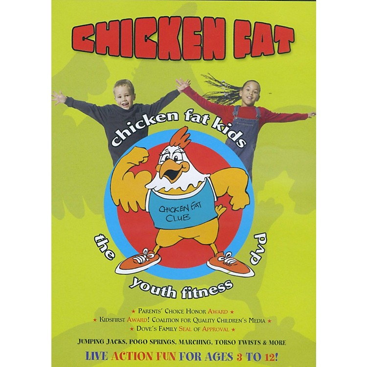 Kimbo Chicken Fat Dvd