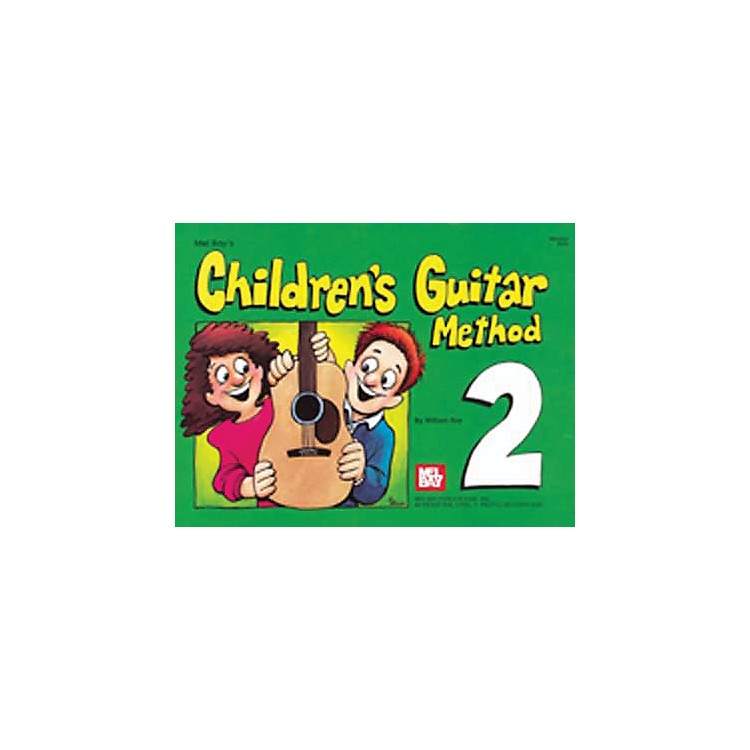 Mel Bay Children's Guitar Method Volume II