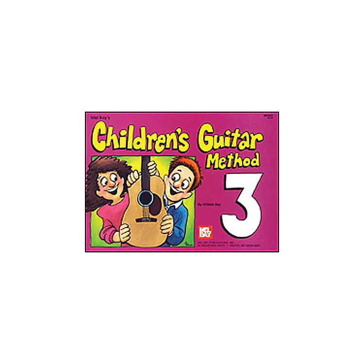 Mel Bay Children's Guitar Method