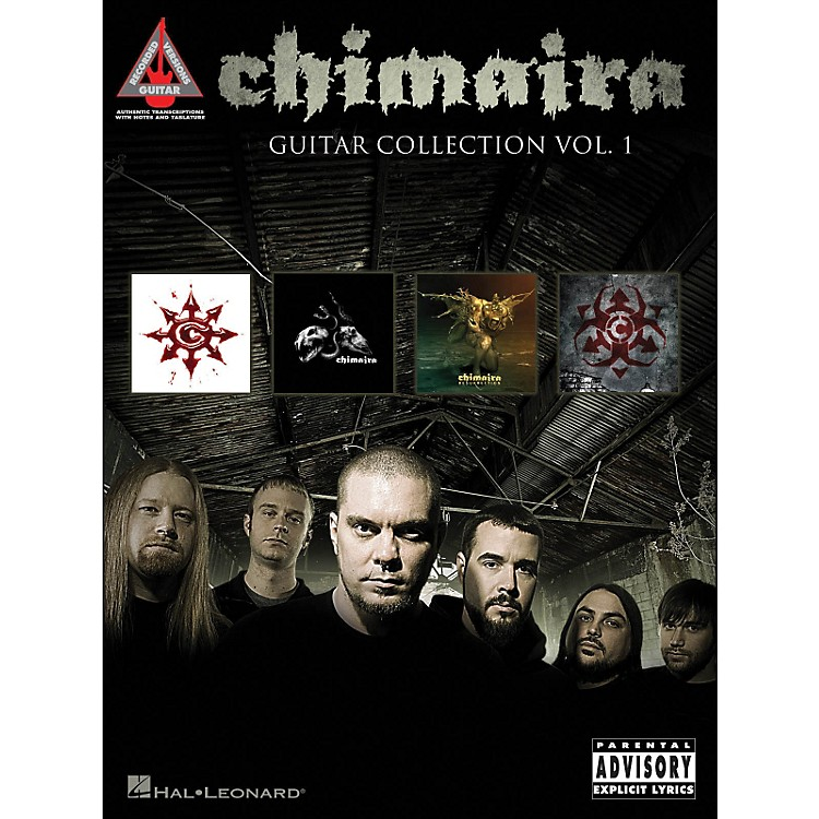 Hal Leonard Chimaira Guitar Collection Volume 1 Guitar Tab Songbook