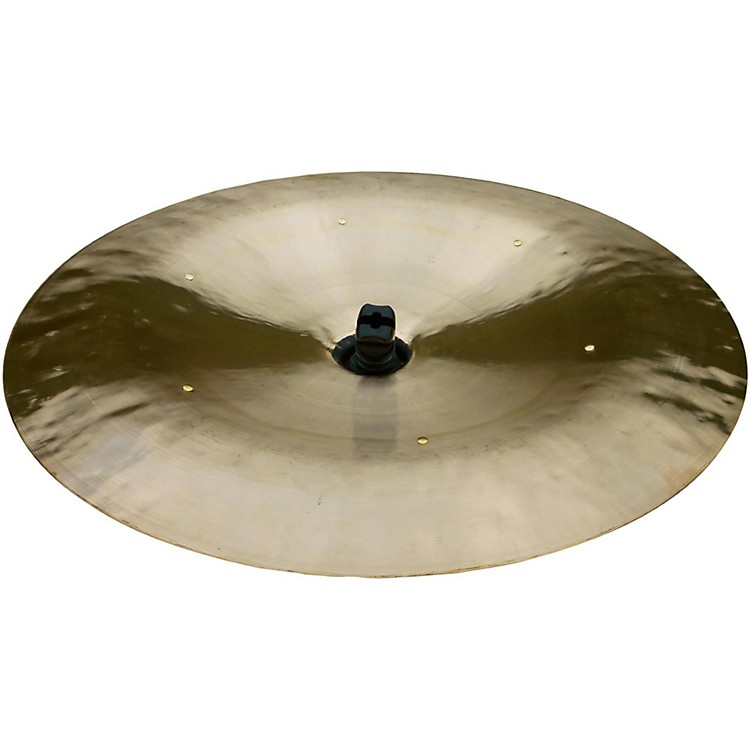 WuhanChina Cymbal with Rivets