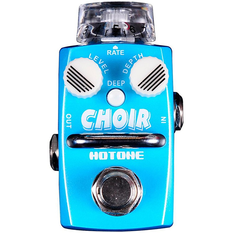 Hotone Effects Choir Chorus Skyline Series Guitar Effects Pedal