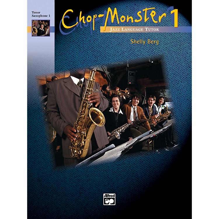 AlfredChop-Monster Book 1 - Trumpet 1 (Book/CD)
