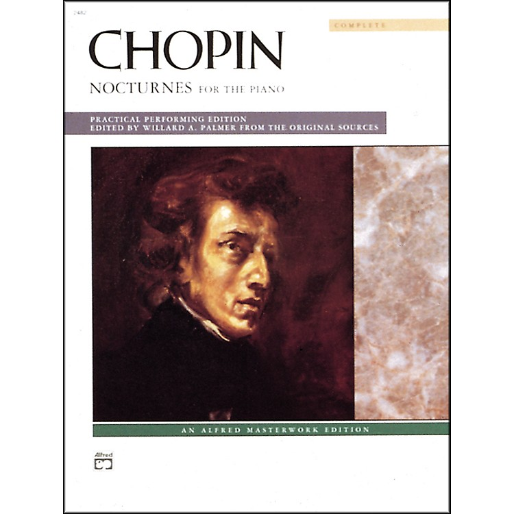 Alfred Chopin Nocturnes (Complete) Late Intermediate/Advanced Piano