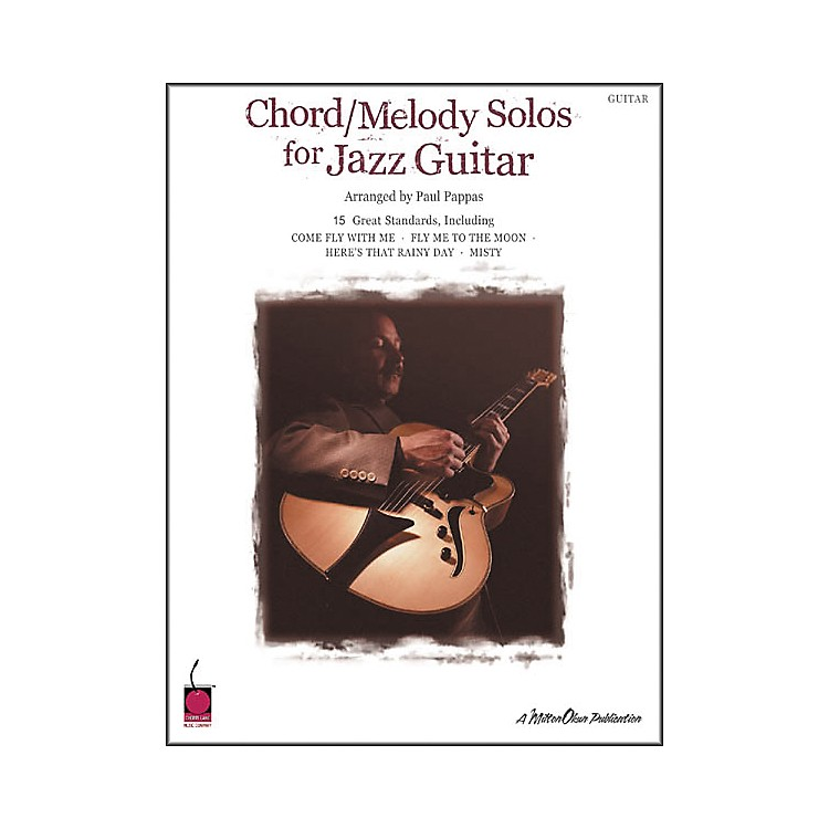 Cherry LaneChord/Melody Solos for Jazz Guitar Book