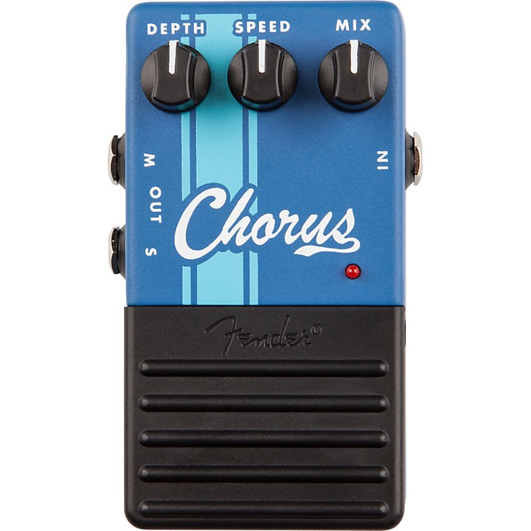 Fender Chorus Guitar Effects Pedal