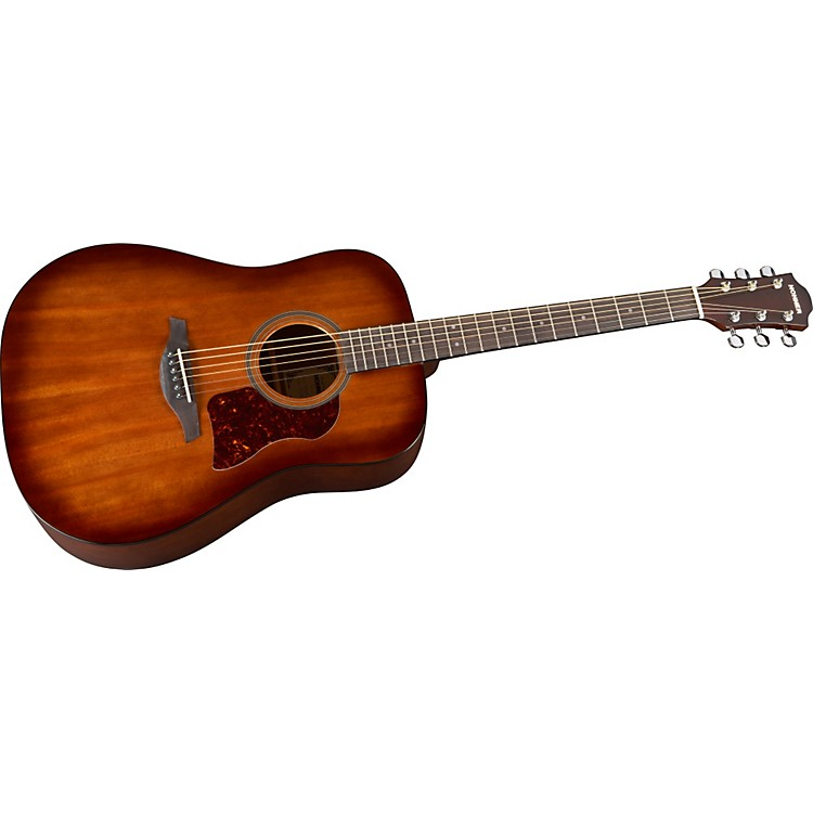 HohnerChorus Series Mahogany Acoustic GuitarSunburst