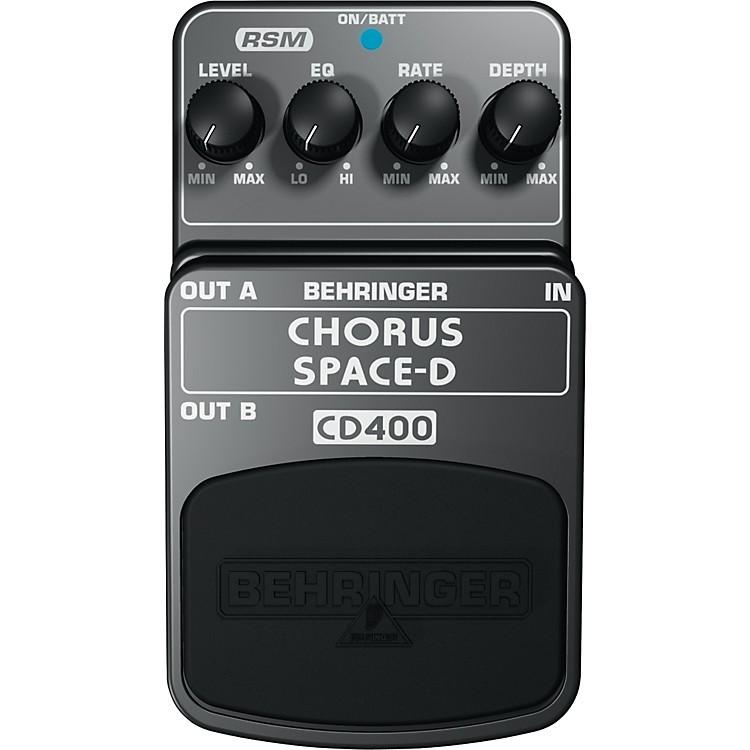 BehringerChorus Space-D CD400 Guitar Effects Pedal